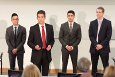 Marshall International Case Competition