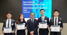 Bank of America Global Markets Connection Series and Case Competition 2020