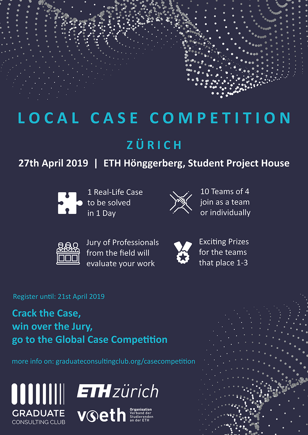 Local Case Competition Zürich 2019