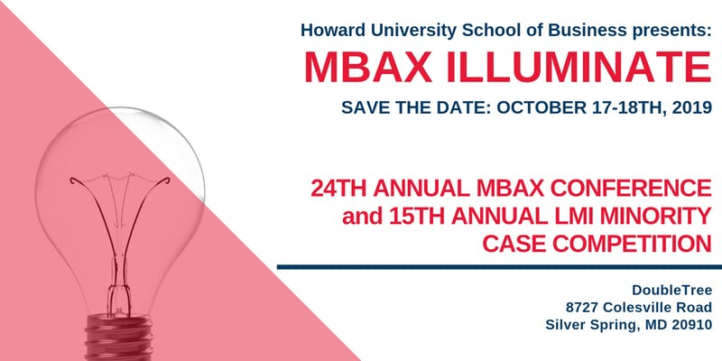 The Minority MBAX Case Competition logo