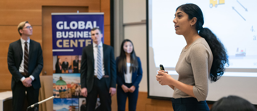 Russell Investments International Case Competition (RIICC)