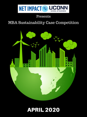 Net Impact MBA Sustainability Case Competition