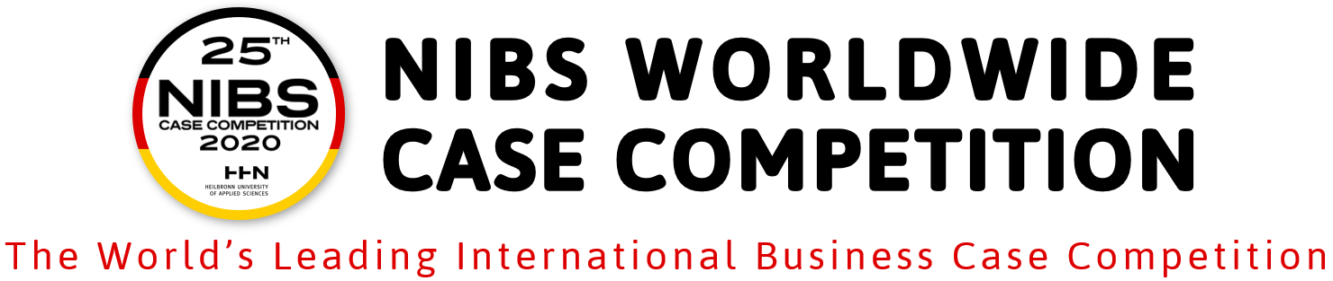 NIBS Worldwide Case Competition logo