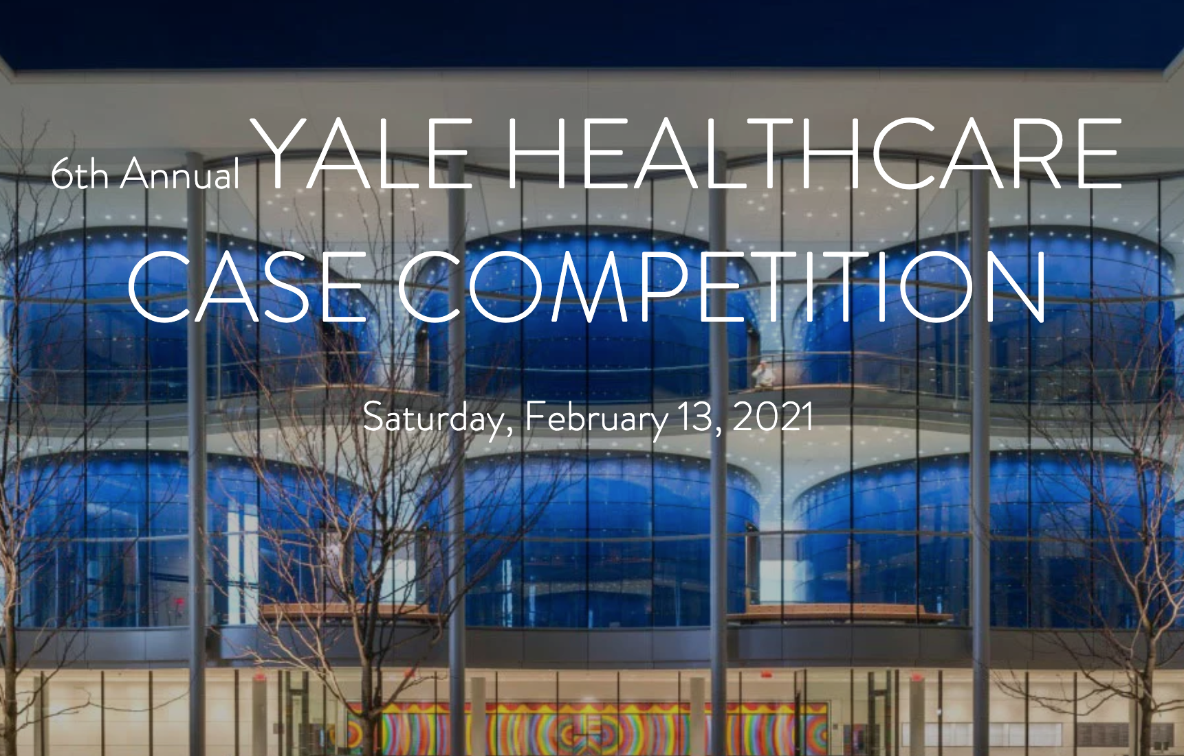 Yale Healthcare Case Competition