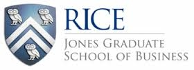 Jones Graduate School Of Business - Rice University